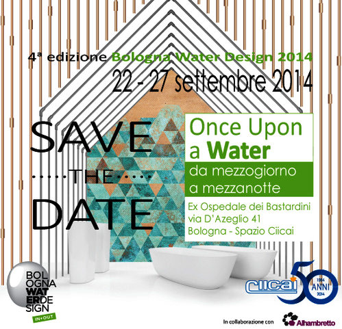 Once Upon a Water - invito all'evento