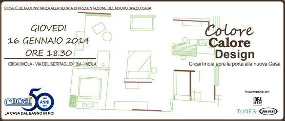 Invito Expo Casa Imola 2014