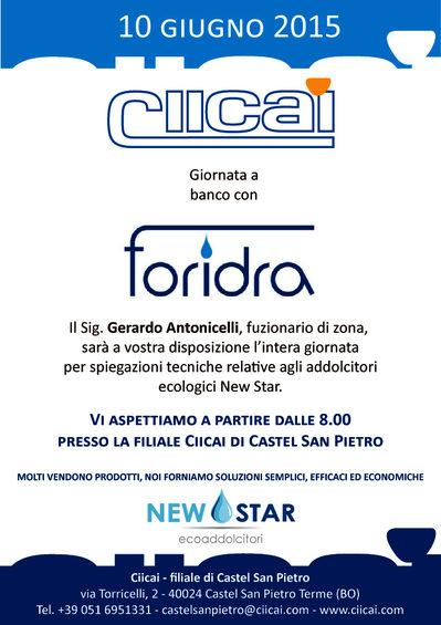 novità prodotti: foridra - castel san pietro terme#1 - ciicai - Arredo Bagno Castel San Pietro Terme