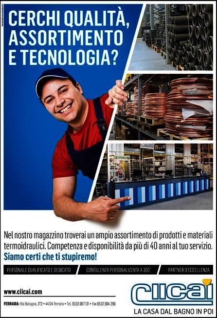 Cartellone pubblicitario Ferrara 2012