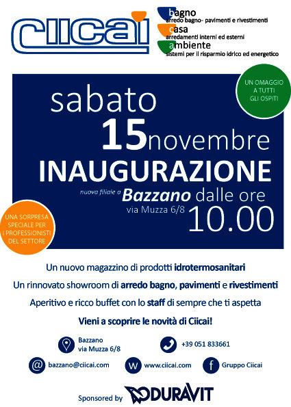 inaugurazione ciicai bazzano - ciicai - Arredo Bagno Bazzano